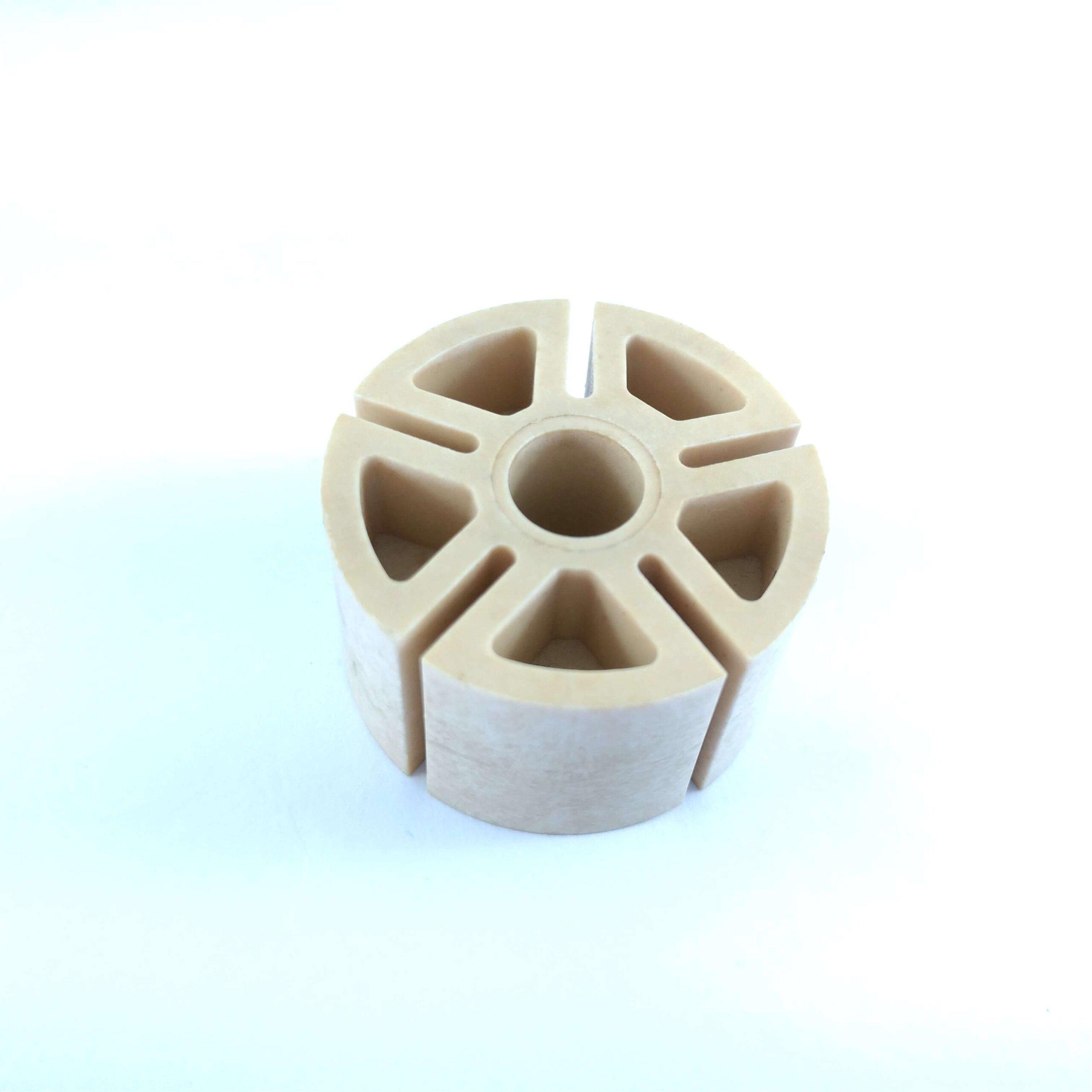 工具機-氣動轉子葉片-自潤軸承-應用範例-謙淳