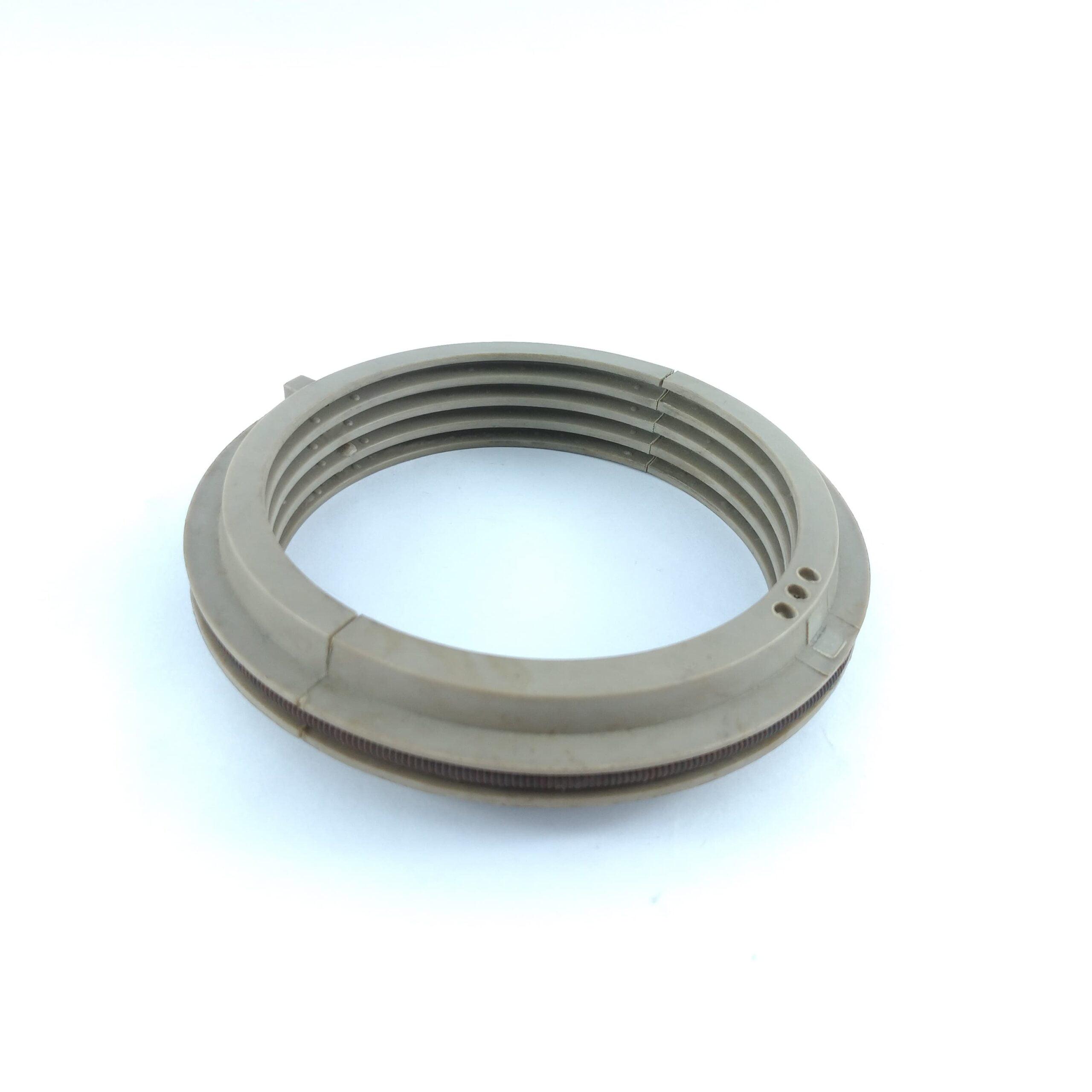 馬達-轉軸支撐環-自潤軸承-應用範例-謙淳
